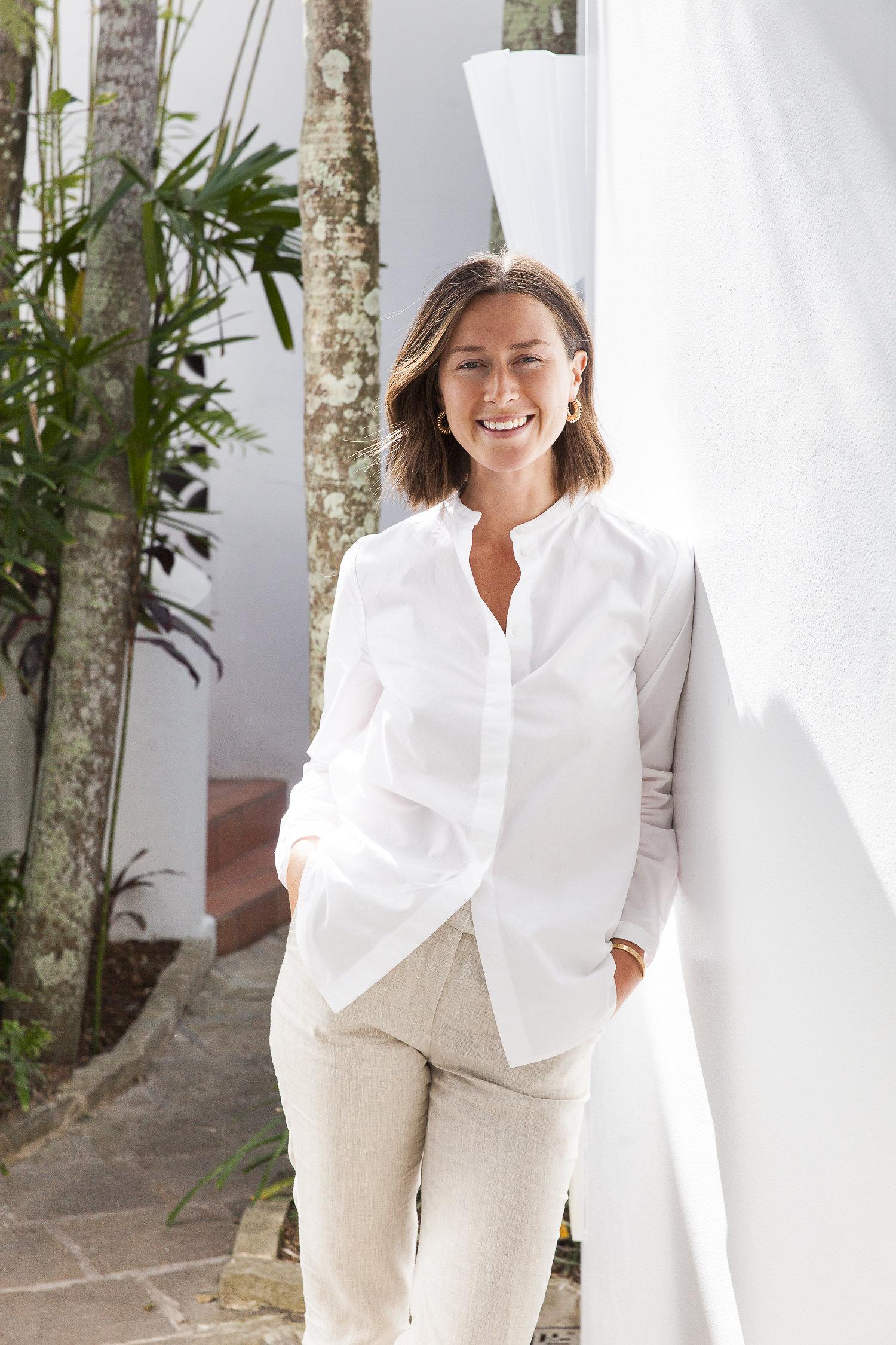 Rae's General Manager Francesca