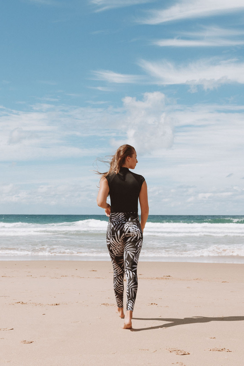 How Do You Wear Your Hybrids? - Madelyn wears hers for:24% beach walking28% barre class9% brunch dates31% stand up paddle boarding8% swimming