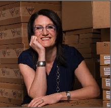 Amy Zehfuss, Founder & Principal