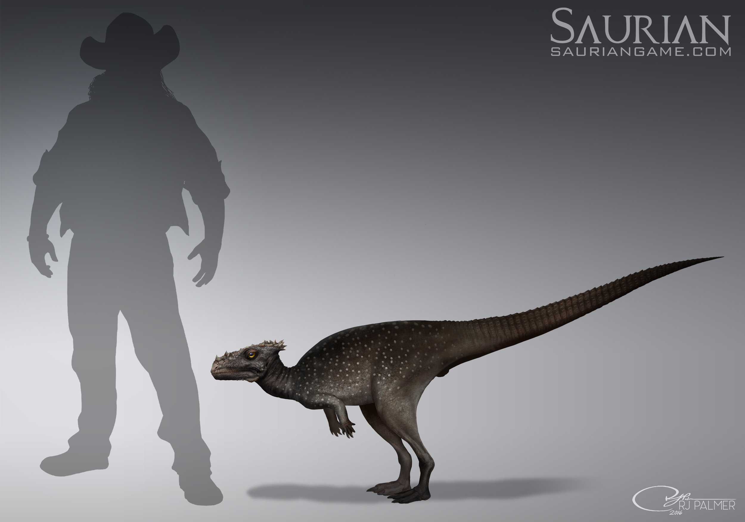 Pachycephalosaurus Baby