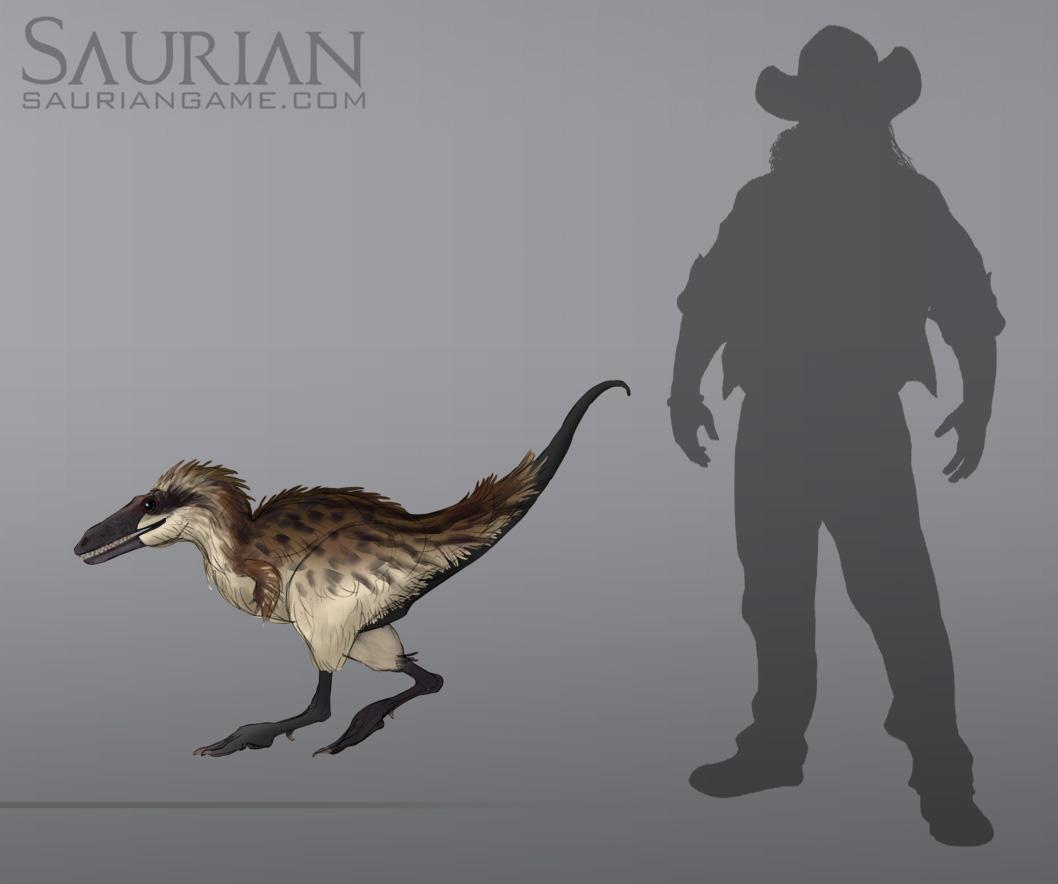 Tyrannosaurus Baby