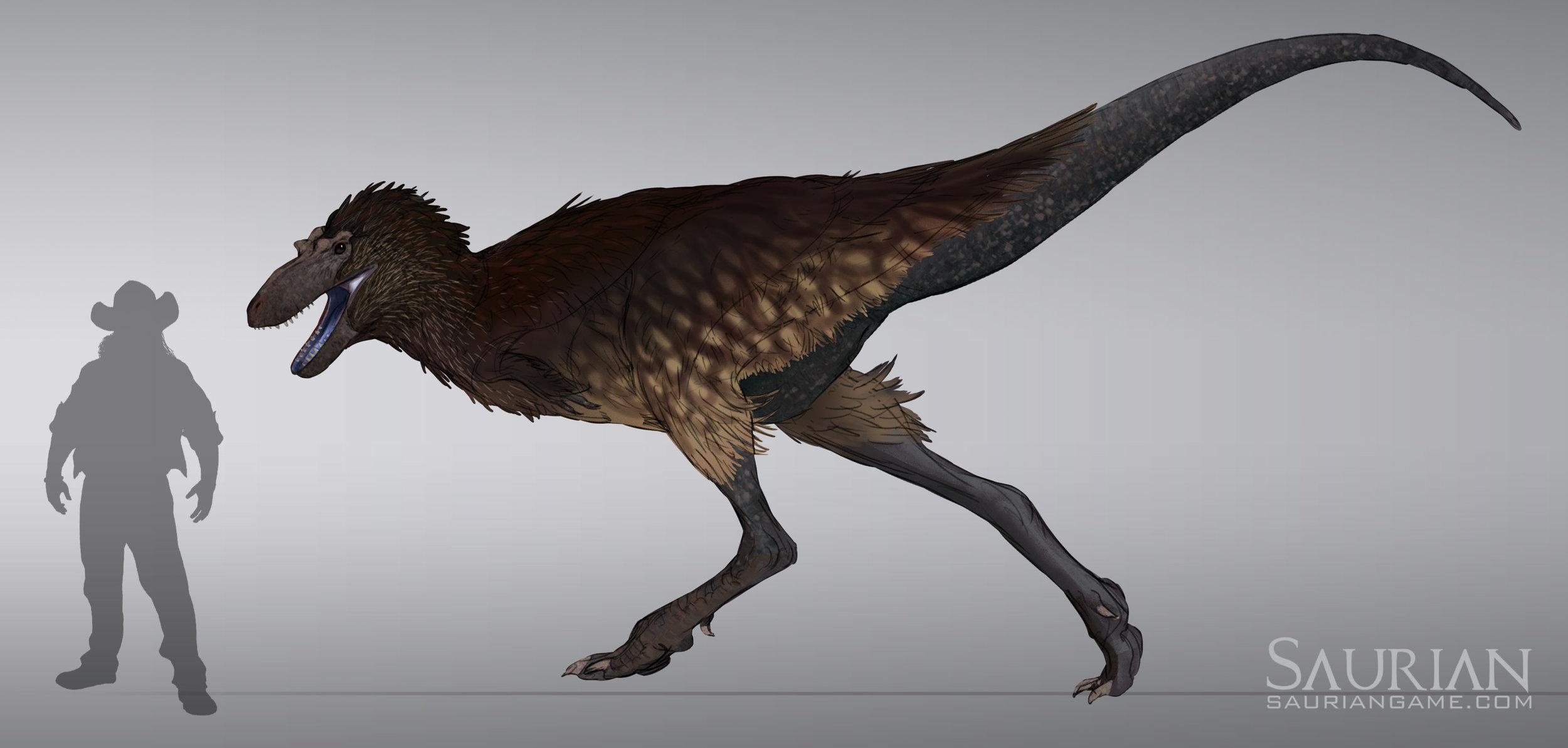 Tyrannosaurus Sub Adult