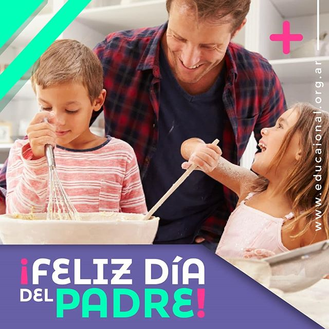 ¡Feliz día!! . . #díadelpadre #papa #modelosaludable #ejemplo #papasaludable #modeloderol