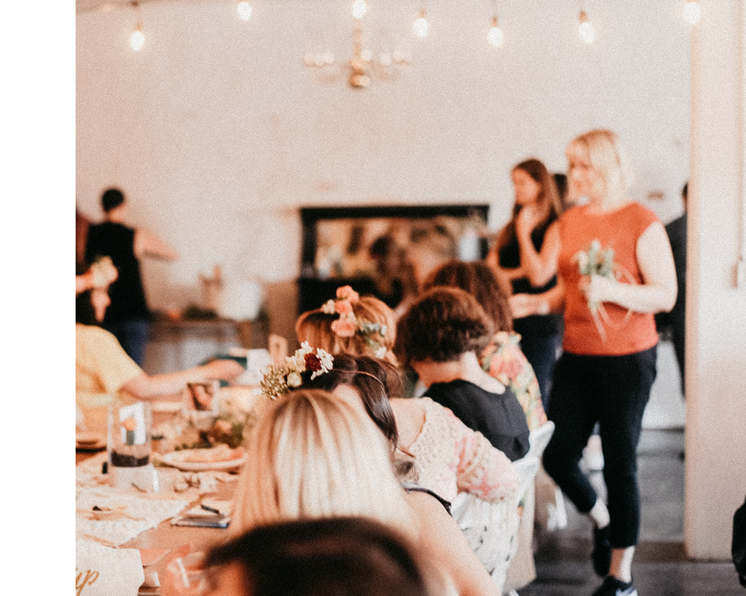 Share Your Story - Intentional community has changed my life, so I truly believe in the power of gathering to inspire and encourage one another. We host Wake Up Your Wild nights, workshops, retreats, and more! Join us at an upcoming event, we'd love to see you there!