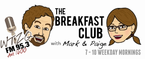 We were recently on the Breakfast Club with WTZQ in North Carolina. Take a listen to them HERE. -