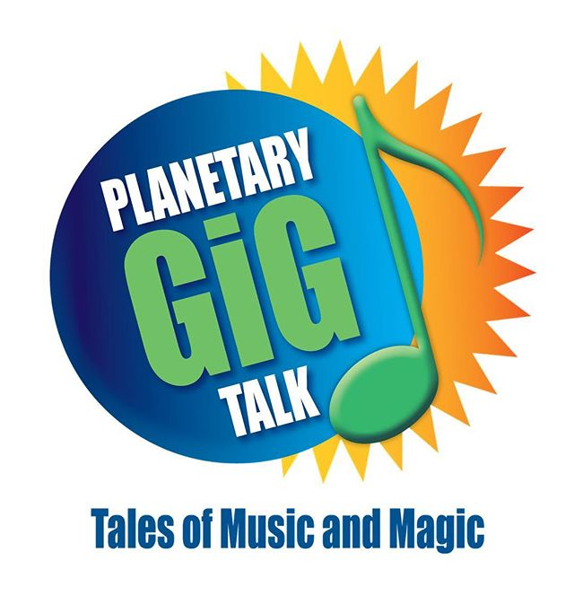 Hey, everyone, announcing our new podcast: Planetary Gig Talk - Tales of Music and Magic! Please listen and subscribe for future talks about the power of music. www.planetarygigtalk.org