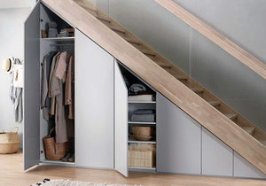 10 GENIUS USES FOR SPACE UNDER YOUR STAIRS