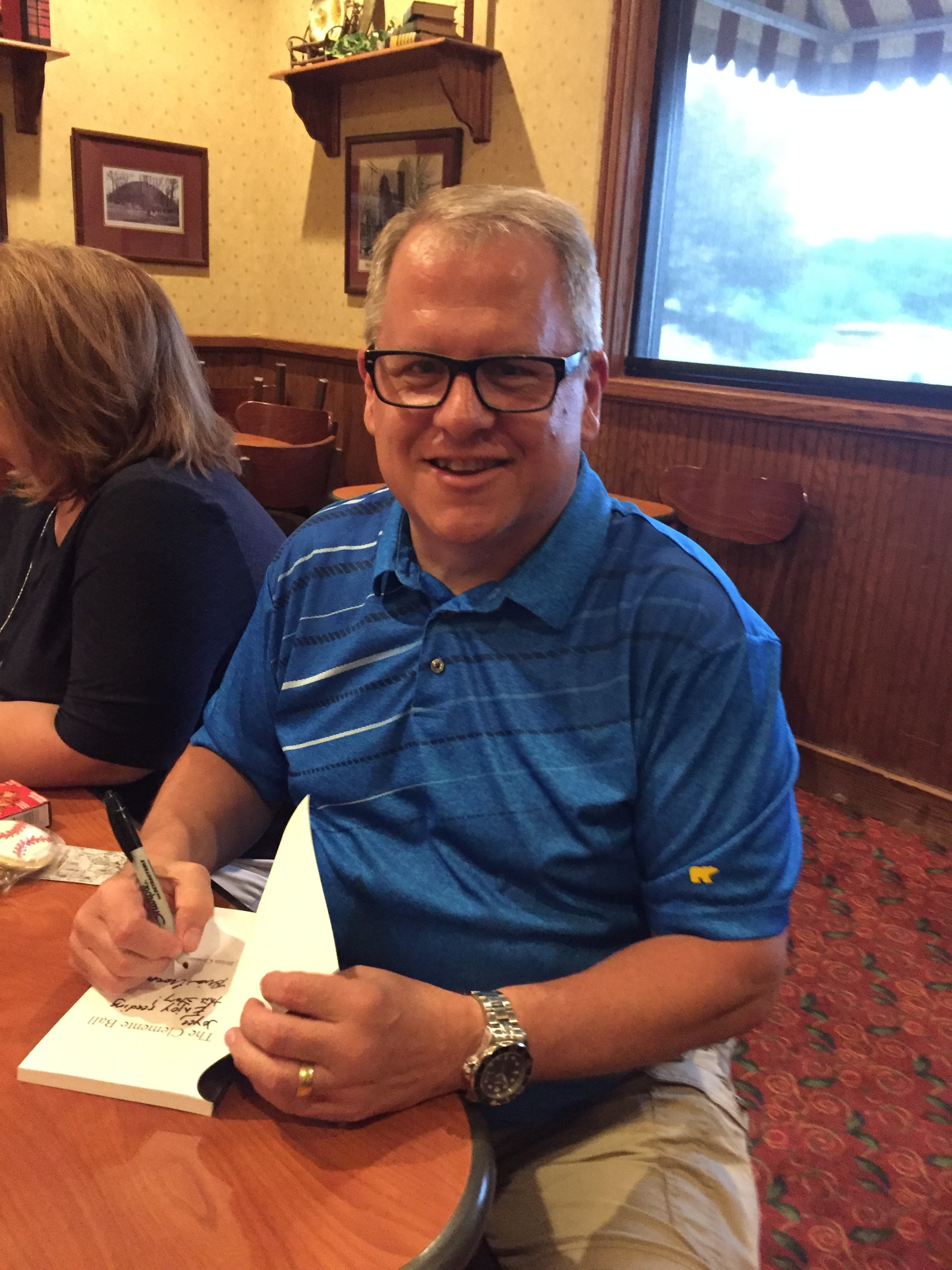 Brian Croasmun - Teacher, Broadcaster, Coach, Writer