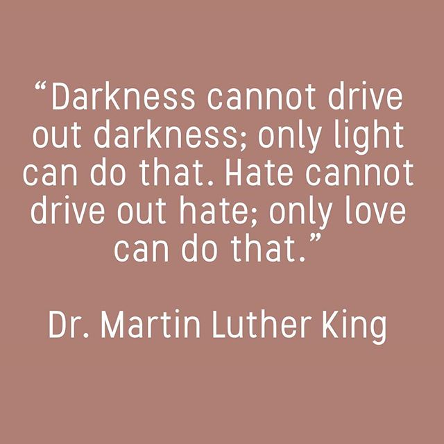 Spread the light and share your love 💫💕 #sanfrancisco #lifecoach #MLK #light #love #positivevibes #quotes