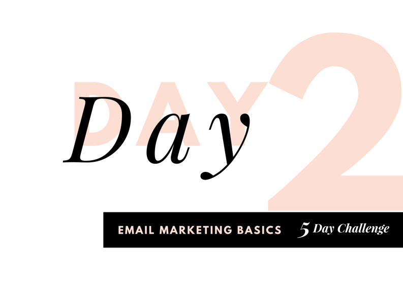 Email Challenge Day 2