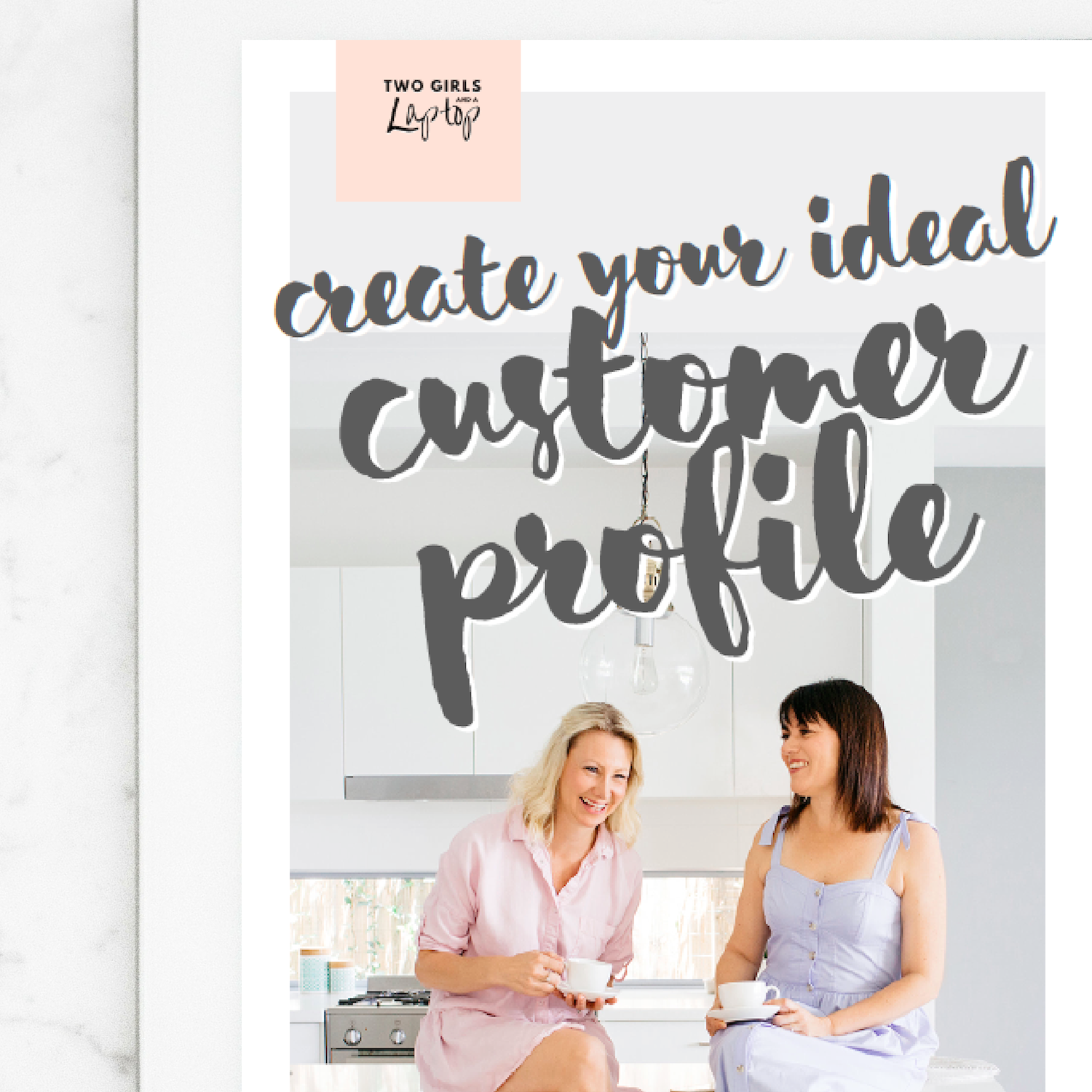 If you haven't profiled your ideal client in a while (or ever), it's time you did. - Grab your free copy here.