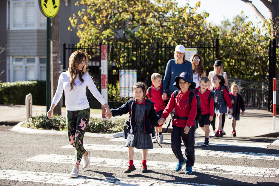 Mosman Collective/active wear/school run/mums