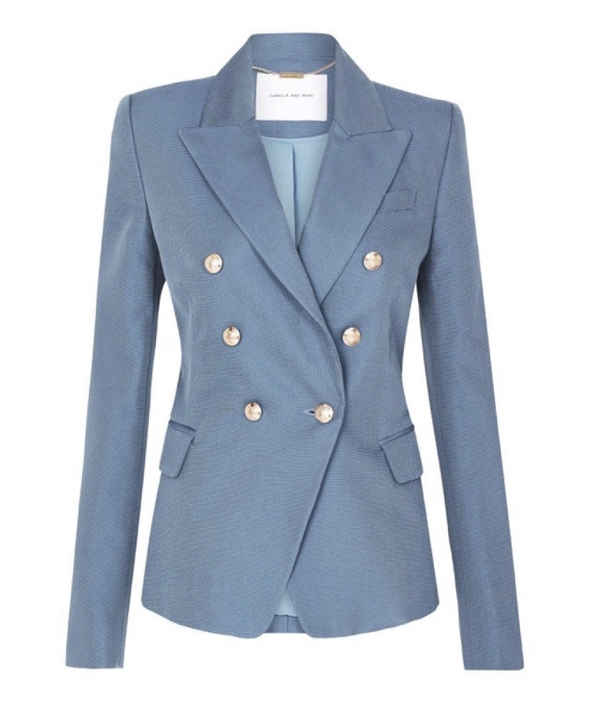 LUXE Blazer - Camilla and Marc DIMMER Blazer $699Visit the store locally at 595 Military Rd, MosmanPh: 02 9968 3746