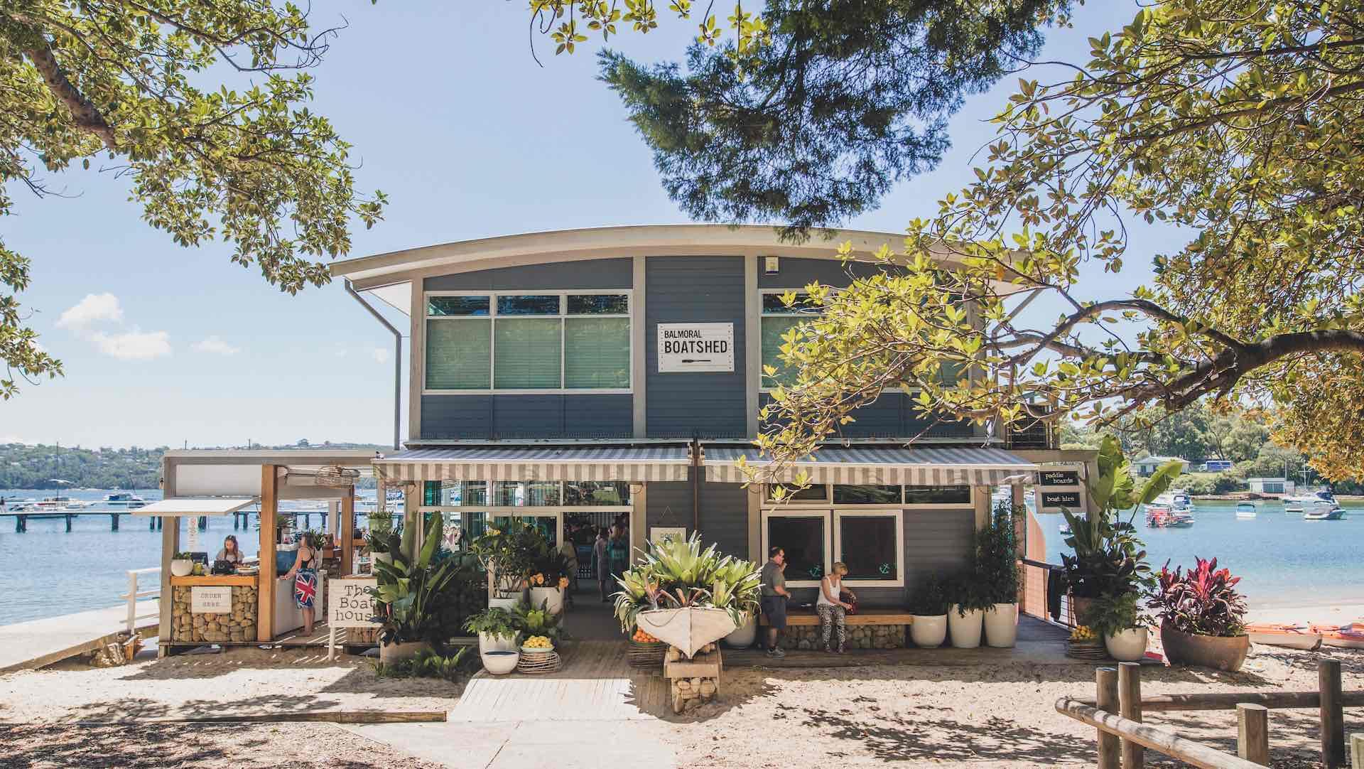 Image: The Boathouse Group