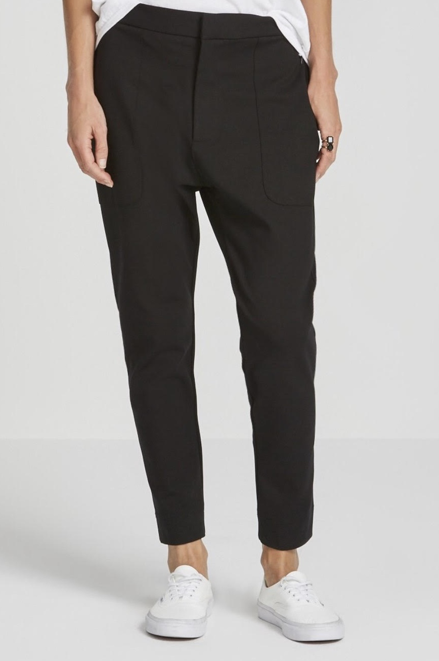LUXE Pant  - Bassike stretch utility pant$350Bassike is located at 770 Military Rd, MosmanPh: 8457 6883