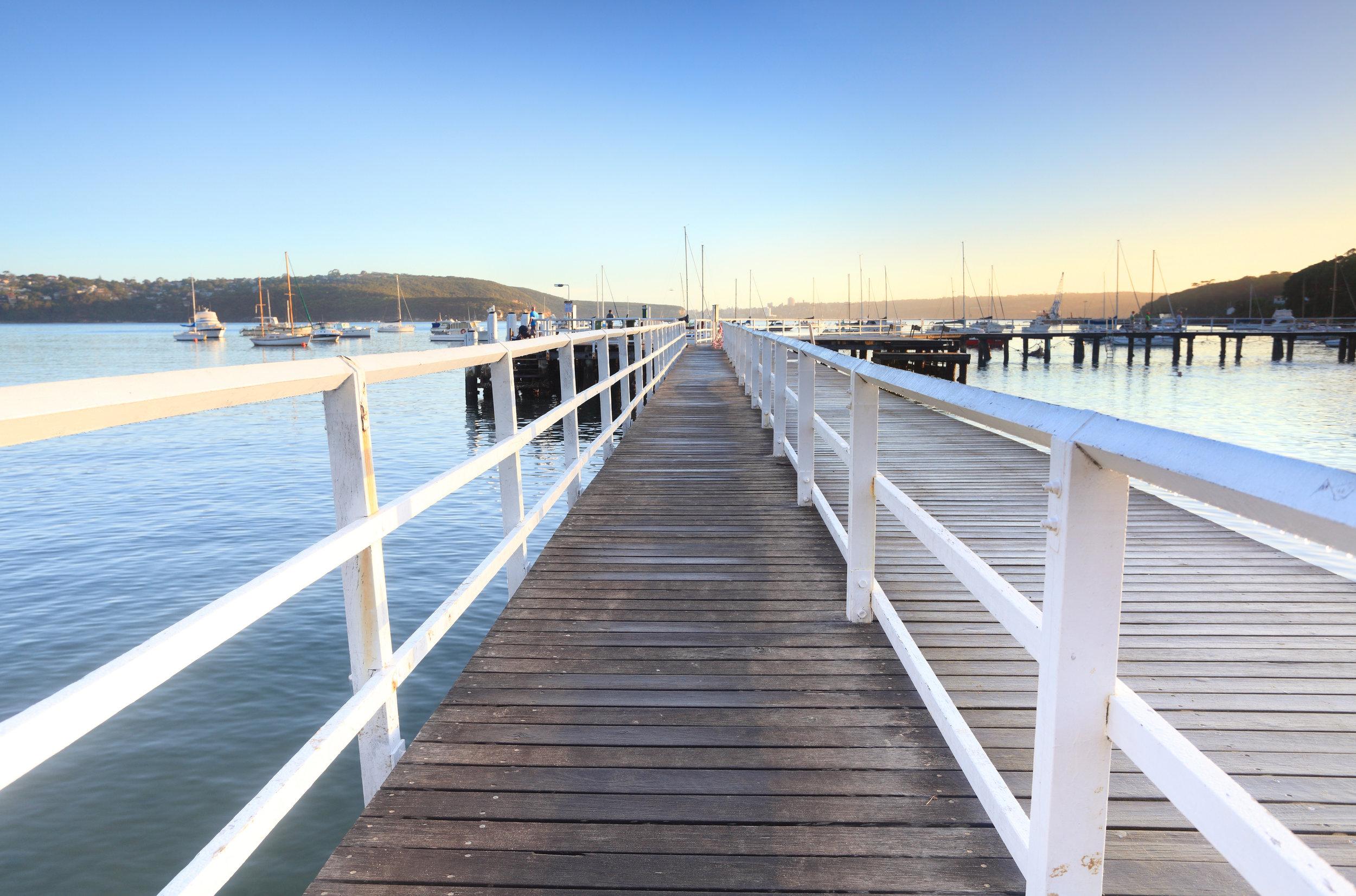 Mosman Collective - Mosman Sydney Pier & Beach