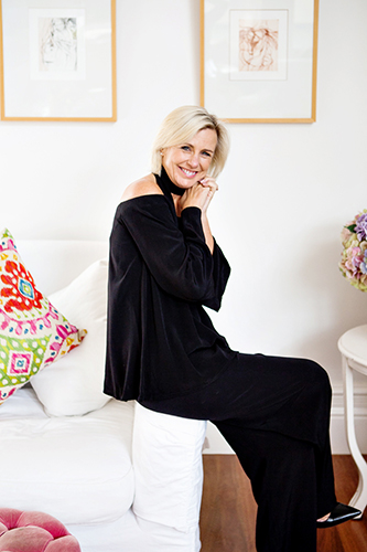 Beautiful Mosman identity Libby Allaway can transform your wardrobe with just 10 key pieces!