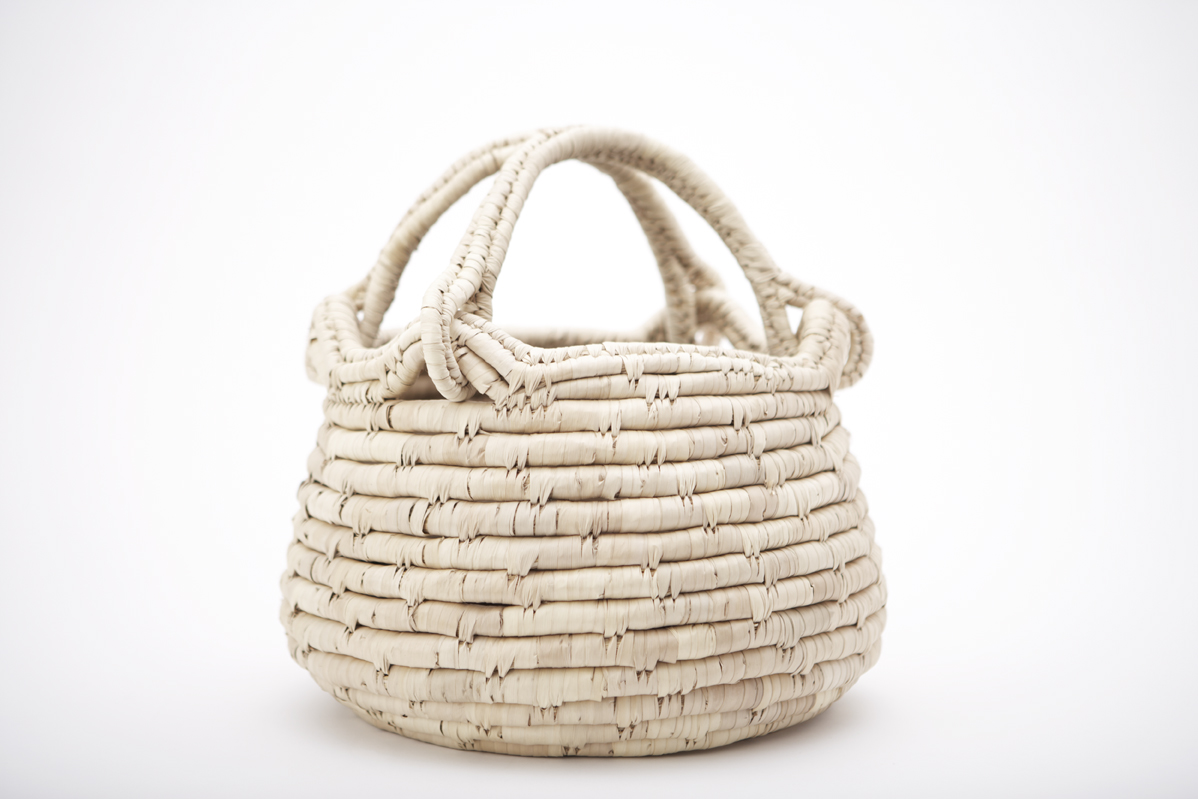 These baskets are part of the Cadeau and Bliss range, with sales helping impoverished women in India.