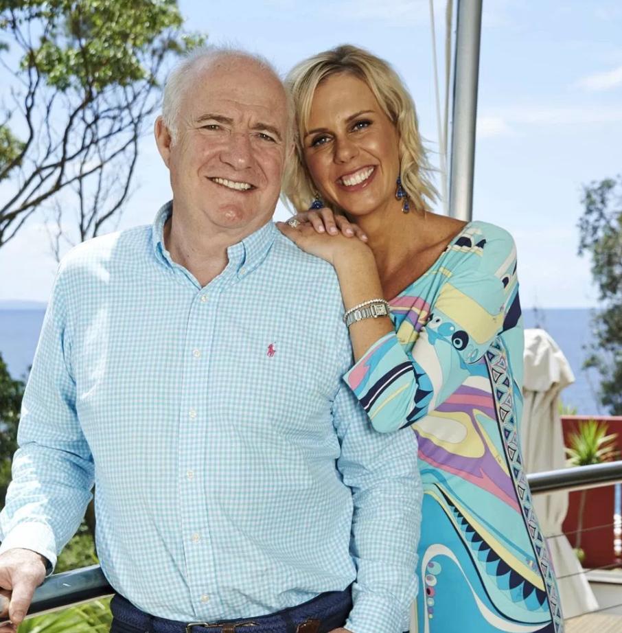 Rick and Sarah Stein -
