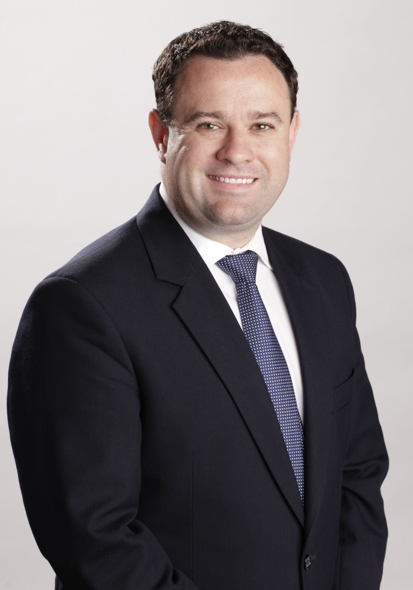 NSW Sports Minister Stuart Ayres.