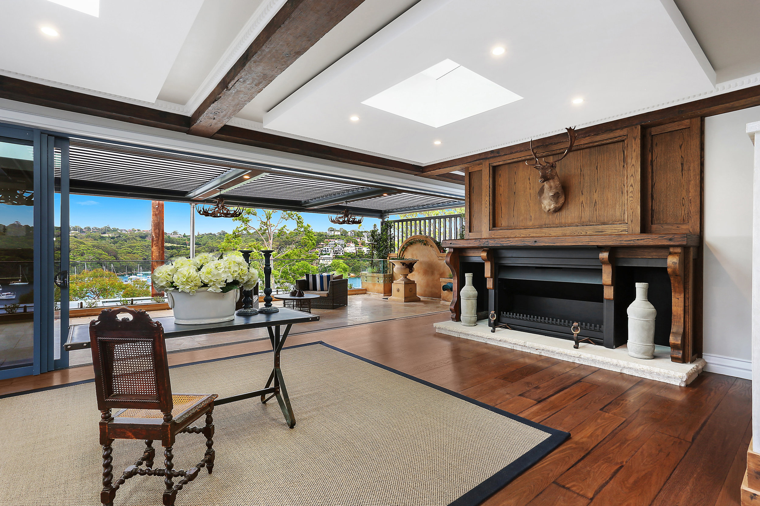This incredible property is one of the finest on Sydney's lower north shore.  Contact:   Michael Coombs/McGrath