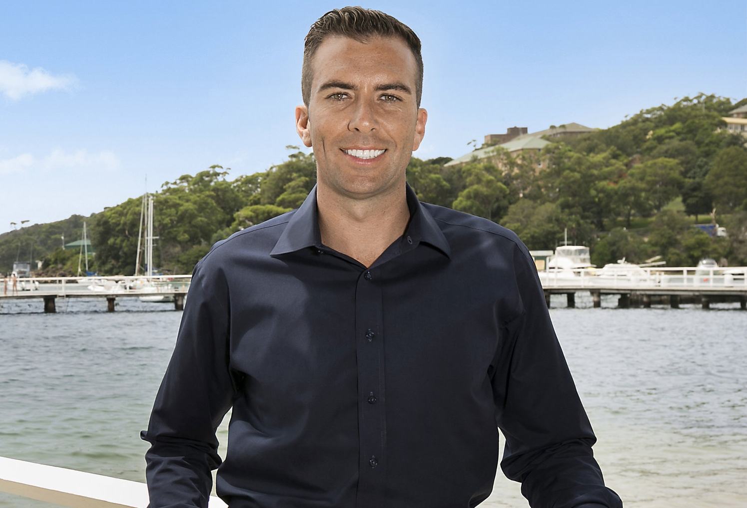 """Michael says luxury buyers get """"more bang for their buck"""" on the lower north shore.  For all your property needs, contact:   Michael Coombs/McGrath"""