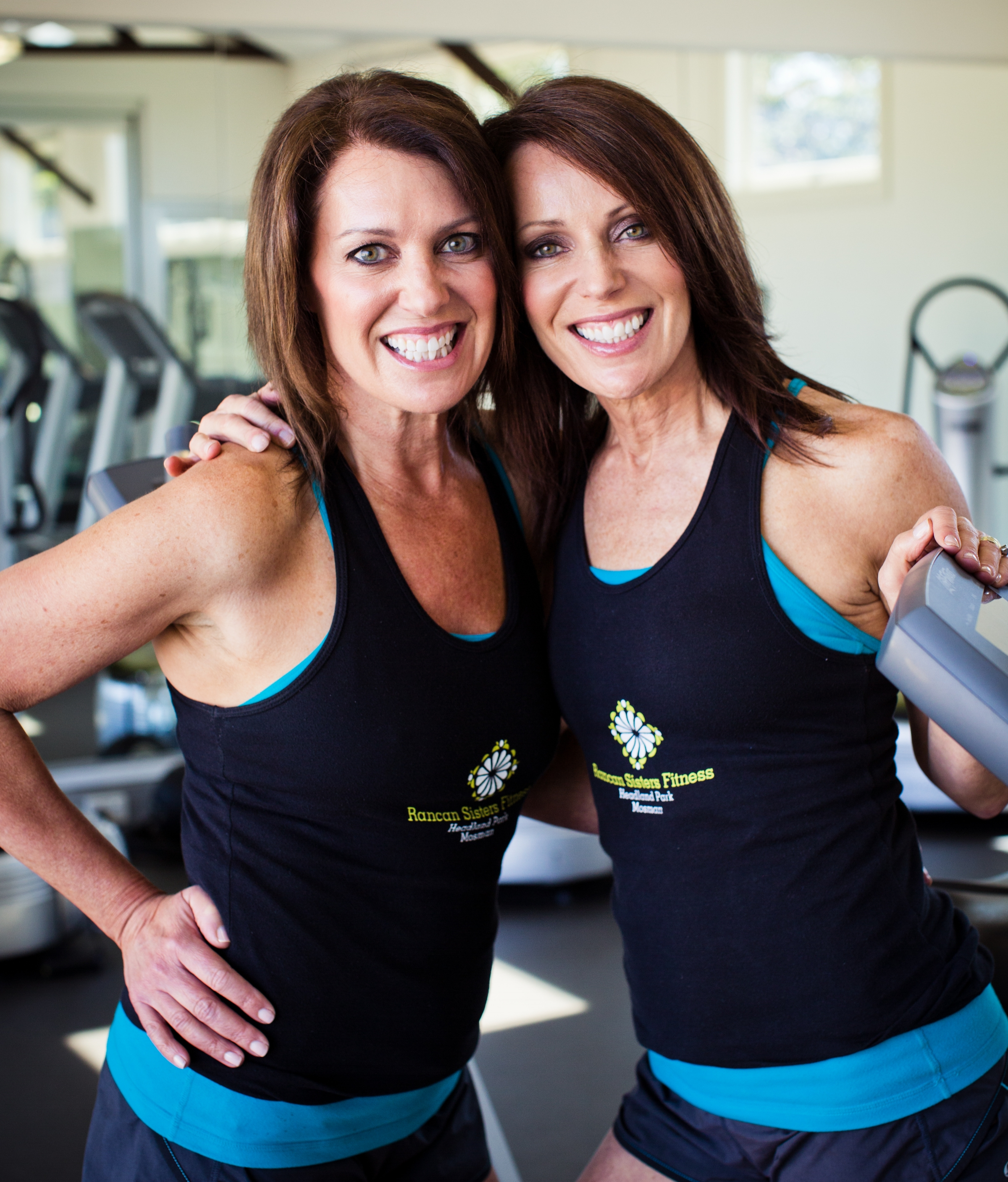 A holistic health approach keeps the Rancan Sisters looking better than ever.  Image: Graham Monro/  gmphotographics