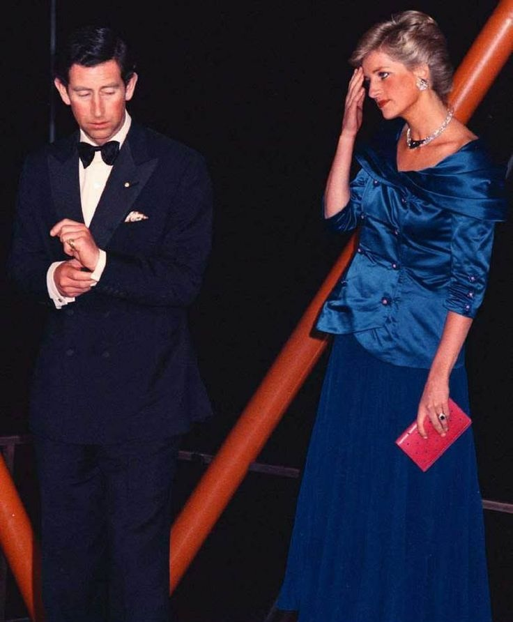 In 1988, Graham Monro was sent to photograph Prince Charles and Princess Diana at the Sydney Opera House.