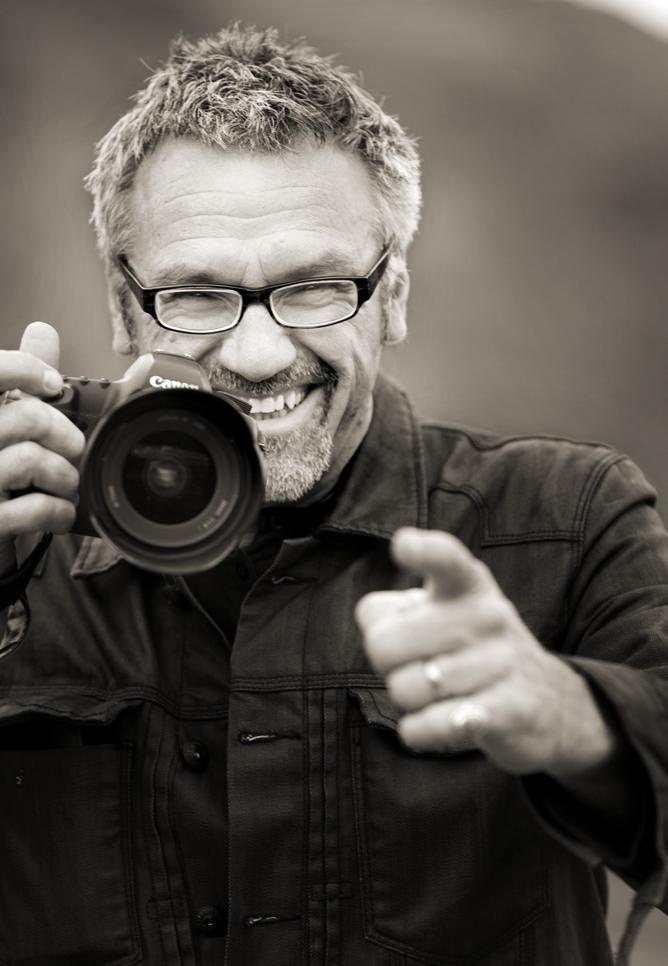Canon Master Photographer Graham Monro