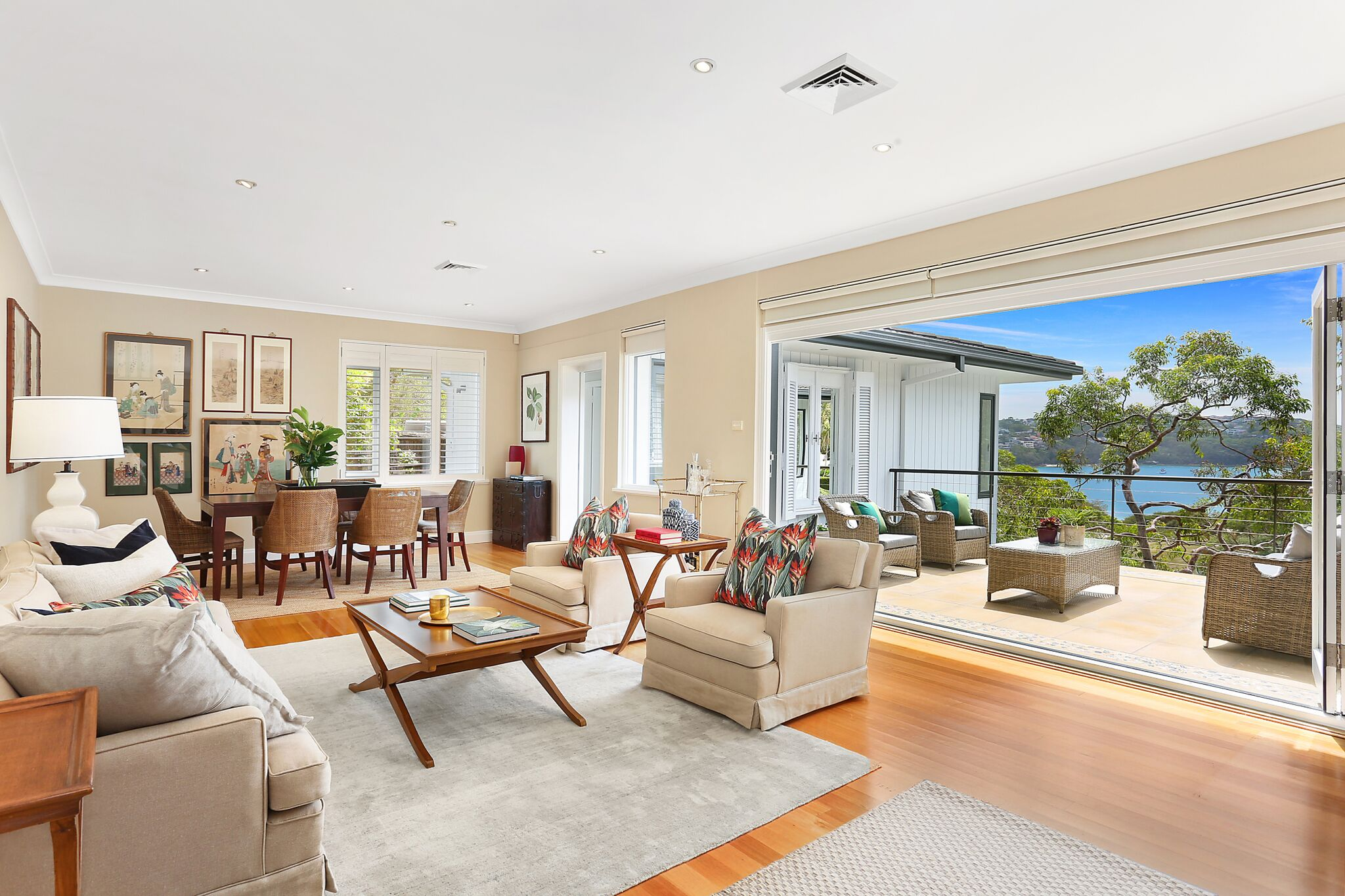 The home is a light filled sanctuary with luxury inclusions. It's perfect for a growing family.