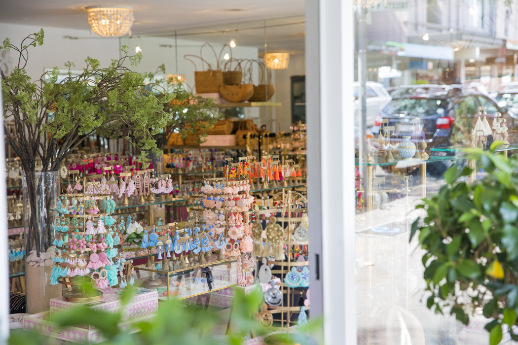 """Pelita is on the """"must visit"""" list for locals and celebrities looking for stunning accessories.  Image: Graham Monro/  gmphotographics"""