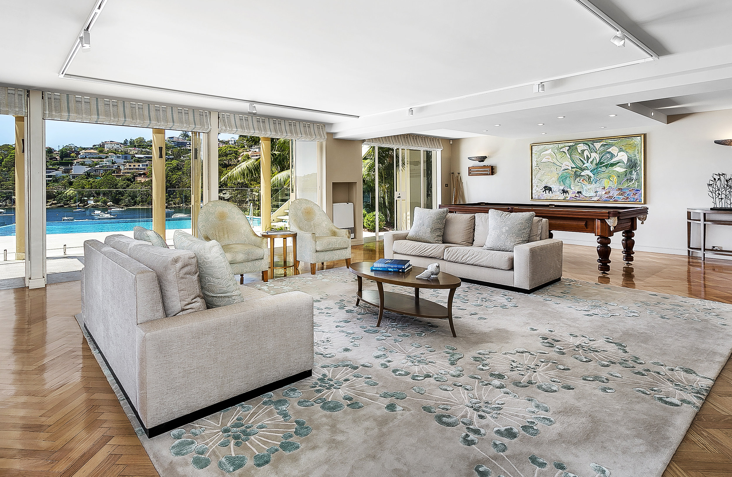 This home is the latest listing for Matthew Smythe, Principal of Belle Property Neutral Bay, who has achieved record prices on the lower north shore.