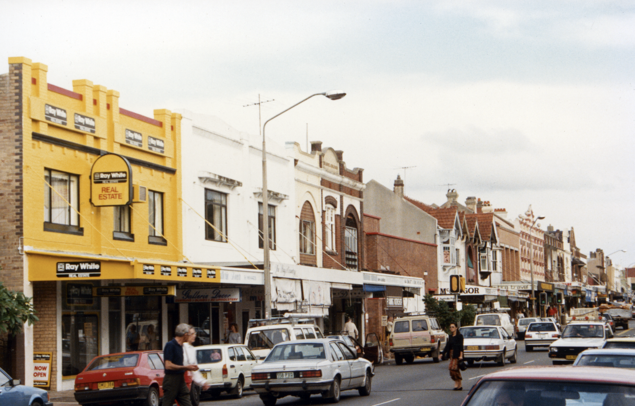 Steve and Di Liebmann moved to Mosman in 1979.