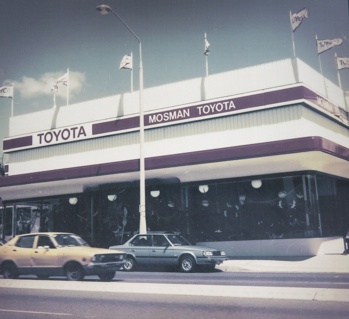 Mosman Toyota has been part of our local fabric for decades.