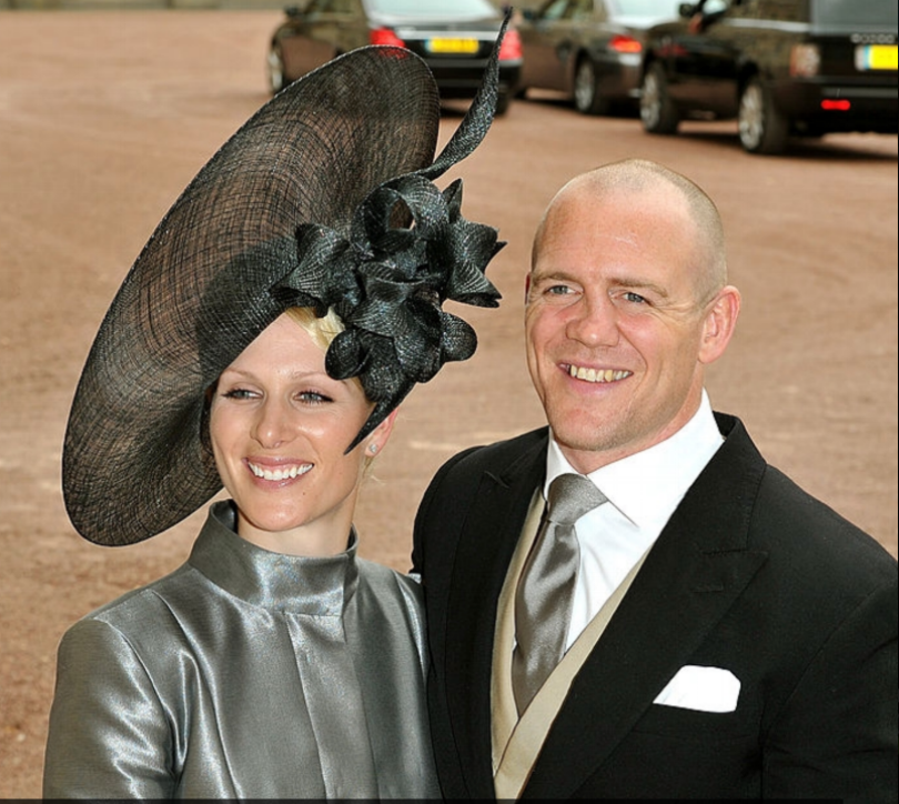 Zara Phillips -