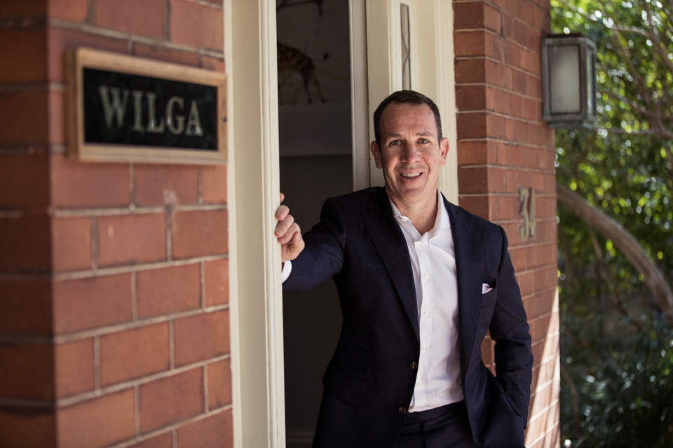 Piers van Hamburg shares his expert advice on selling your home in a changed market.