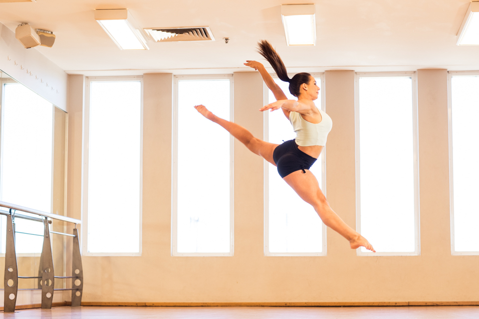 An accomplished dancer, Emily is passionate about promoting a healthy body image.