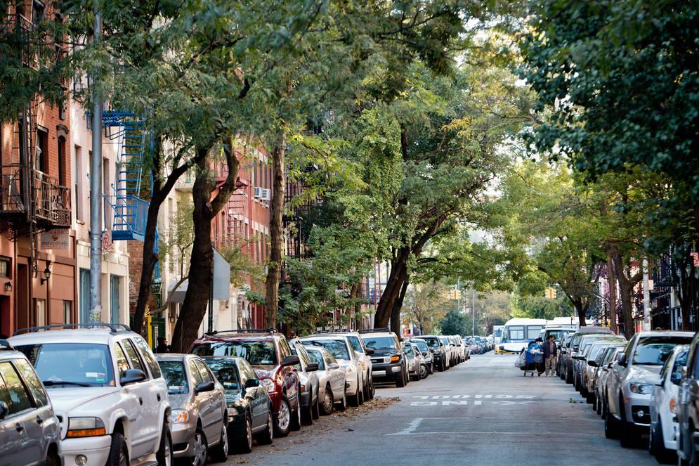 Alphabet City NYC