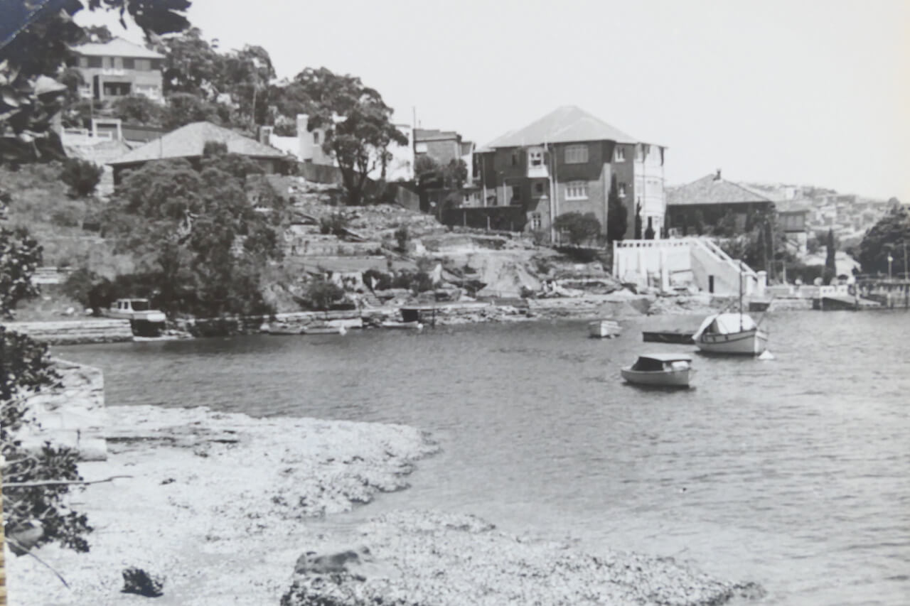 The original Shellbank Ave residence on the right.jpeg