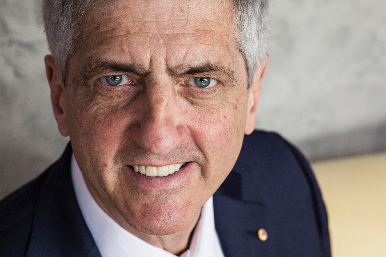 Richard de Crespigny has been a pilot with Qantas for more than three decades.