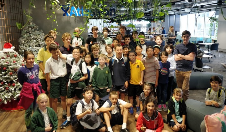 CODING - Date: Oct 8, 9, 10, 11 and 12Time: 9.00am-3.00pmLocation: Mosman Art GalleryAge: Year 2-6 and Year 6-11 (check specific class dates)Cost: $100 per classwww.code4fun.com.au
