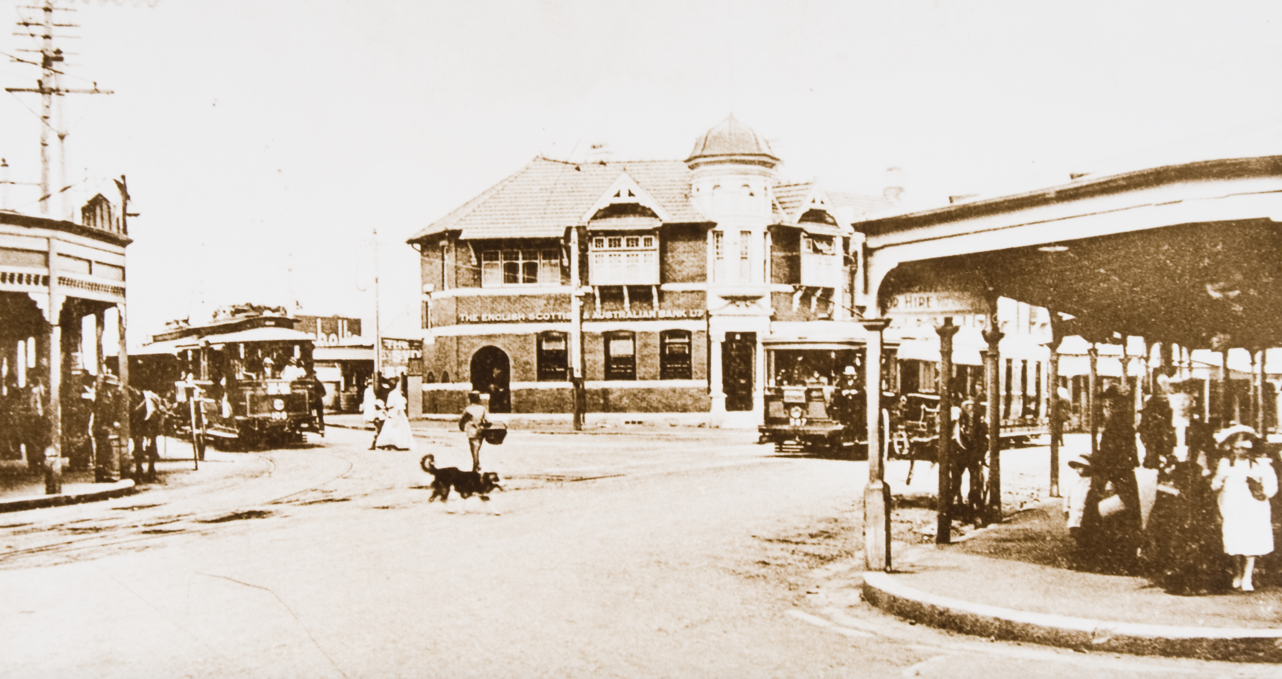 Mosman - Spit Junction 1908