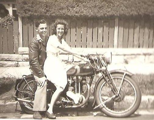 Irene and Bob Ferguson