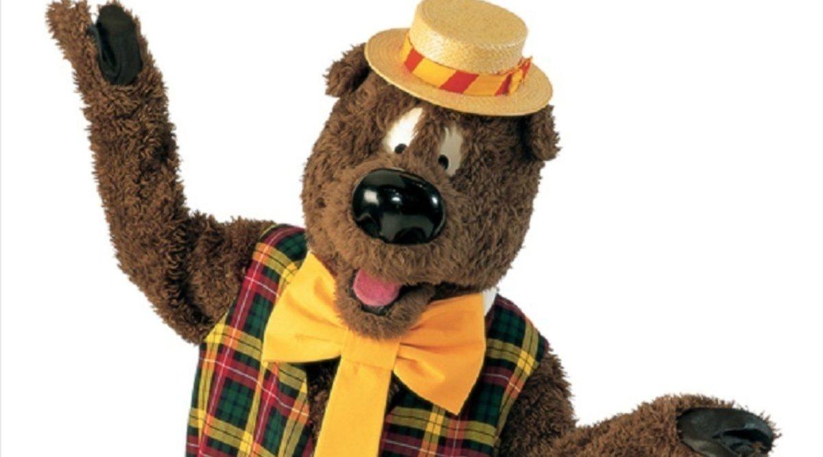 Humphrey B Bear.