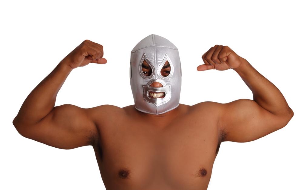 Mosman wrestler