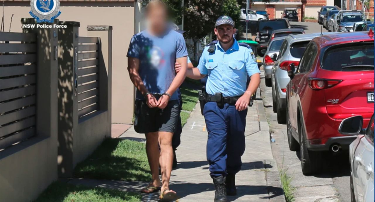 NEW CHARGES: Kyle Daniels has been charged with assaulting a total of eight girls. Image: NSW Police.