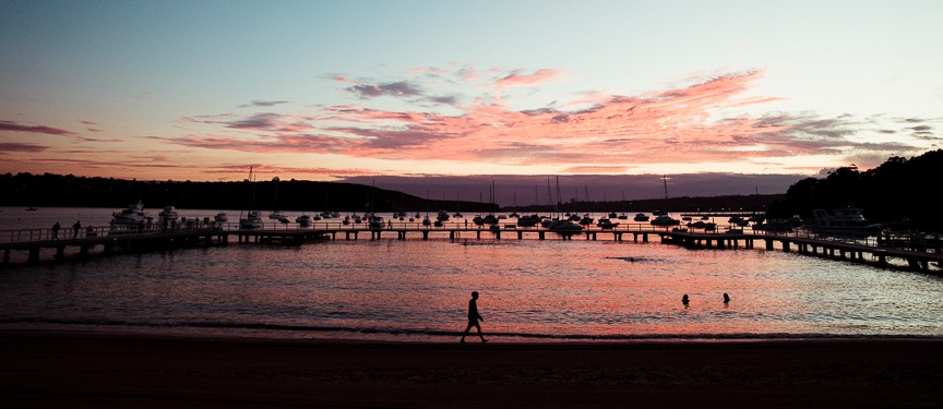 Balmoral Beach dawn
