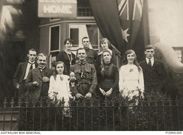 mosman family world war one