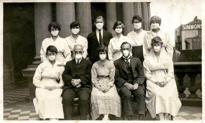 Spanish Flu epidemic - Australia
