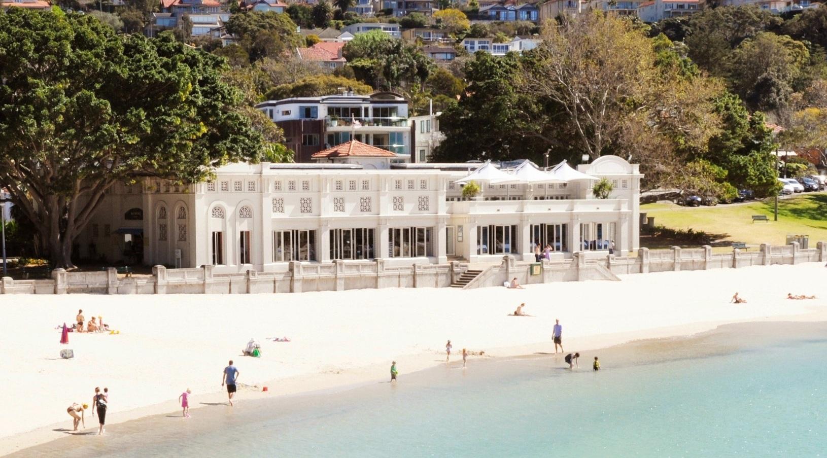 Bathers+Pavilion+Balmoral
